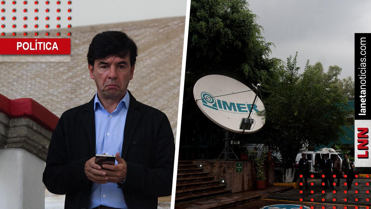 Jesús Ramírez descarta recorte en IMER; se brindarán recursos para mantenimiento. Noticias en tiempo real