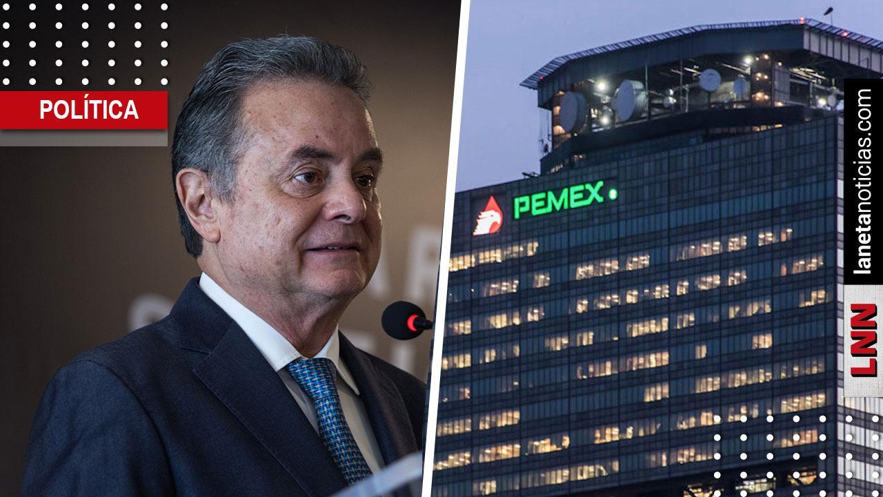 ¡Yo no fui! Coldwell asegura ser 'una persona honrada' tras escándalo en Pemex. Noticias en tiempo real