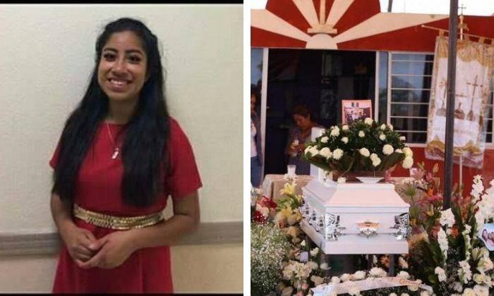Surge nueva evidencia en el caso de Aideé Mendoza; estudiante de la UNAM baleada. Noticias en tiempo real
