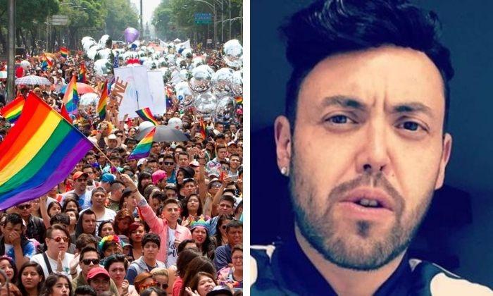 Mauricio Clark ataca a comunidad homosexual y lo tunden en redes. Noticias en tiempo real