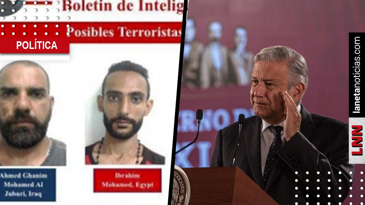 AMLO responde a supuesta presencia de terroristas de ISIS en México. Noticias en tiempo real