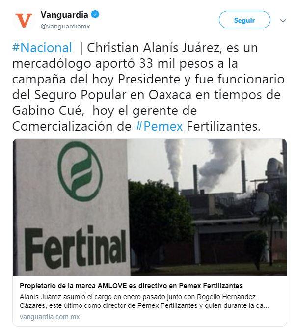 AMLO, Pemex