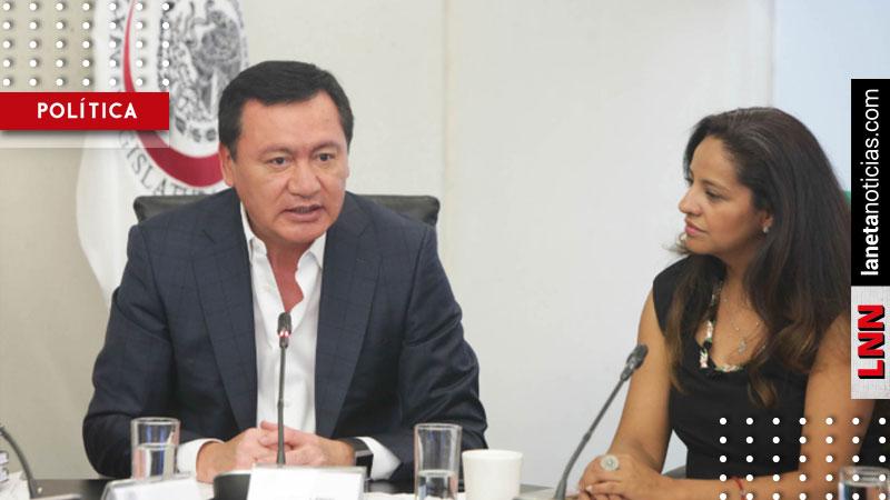 Osorio Chong se reúne con la Asociación Mexicana de Juzgadoras A. C.. Noticias en tiempo real