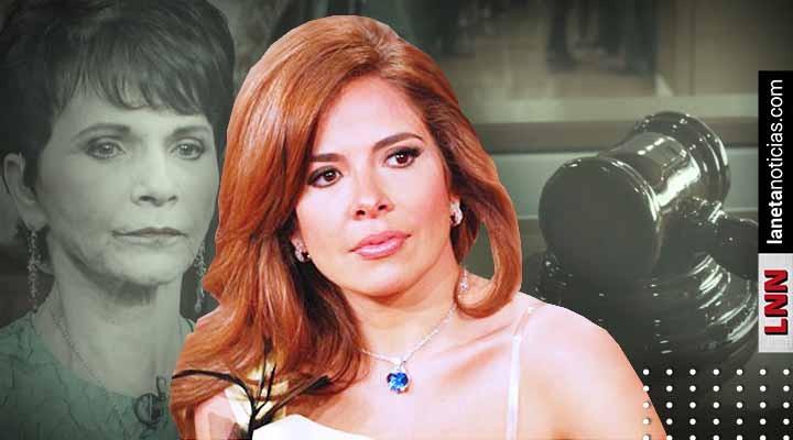 Gloria Trevi: el paso a paso para quitarse a Pati Chapoy de encima. Noticias en tiempo real