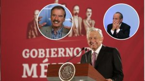 Políticos felicitan a administración de AMLO por acuerdo, pero ¿Fox y Calderón?. Noticias en tiempo real