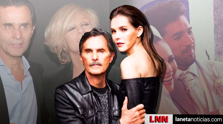 Los detalles de la supuesta relación entre Humberto Zurita y Kika Edgar. Noticias en tiempo real