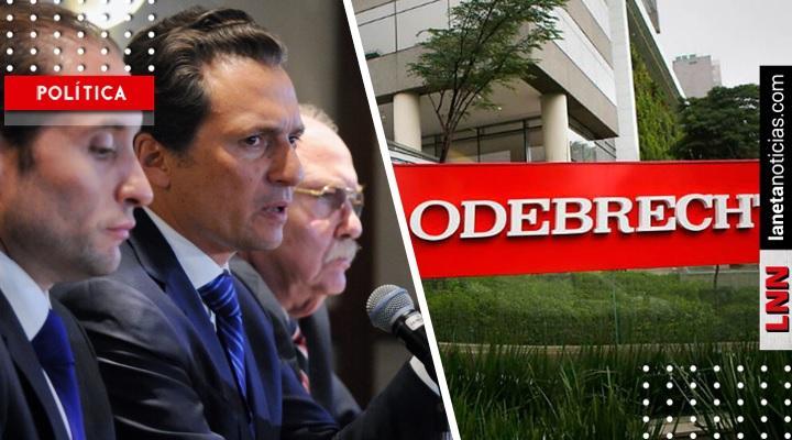Exhiben la ridícula multa de 2 pesos a Odebrecht por daños a Pemex. Noticias en tiempo real