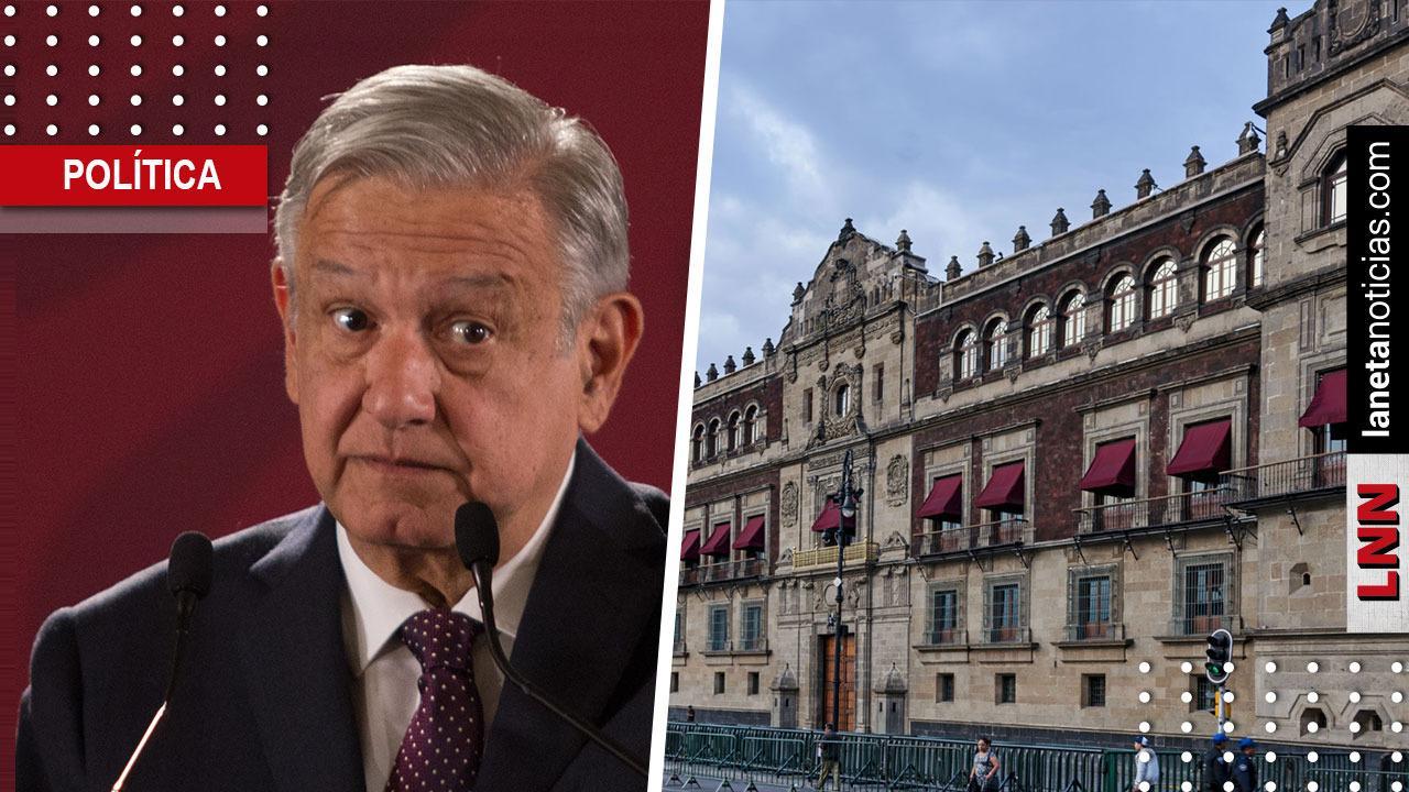 'Están exagerando', dice AMLO a Reforma por mudanza a Palacio Nacional. Noticias en tiempo real