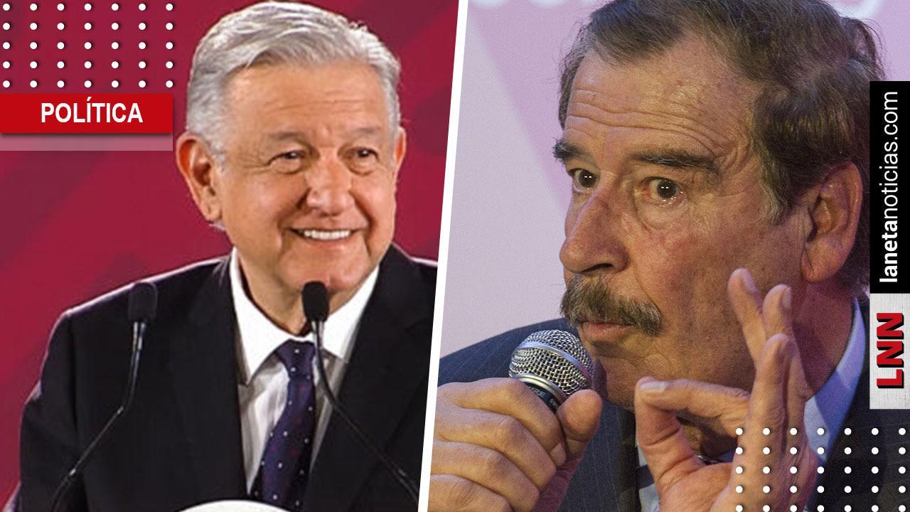 '¿Qué pasó, López?', dice Fox a AMLO por aumento de violencia en el país. Noticias en tiempo real