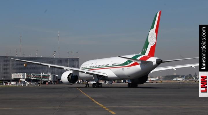 6 empresas de EU estarían interesadas en comprar el avión presidencial. Noticias en tiempo real
