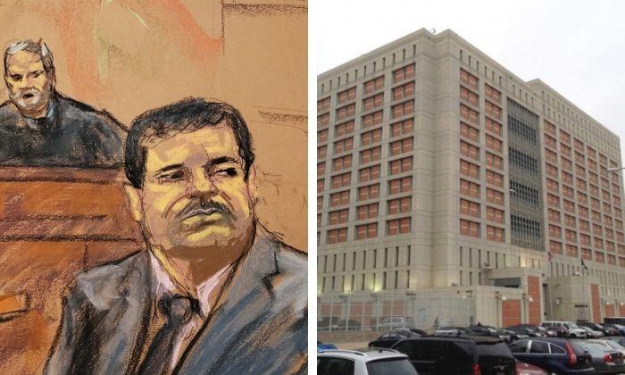 Conoce cómo son las celdas de la prisión en la que El Chapo cumplirá condena. Noticias en tiempo real
