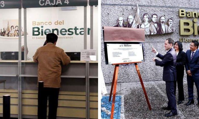 Colocan primera placa del Banco del Bienestar: atenderá a 20 millones. Noticias en tiempo real
