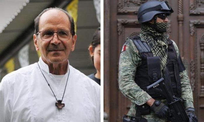 FGR retira escoltas al padre Solalinde pese a amenazas de muerte. Noticias en tiempo real