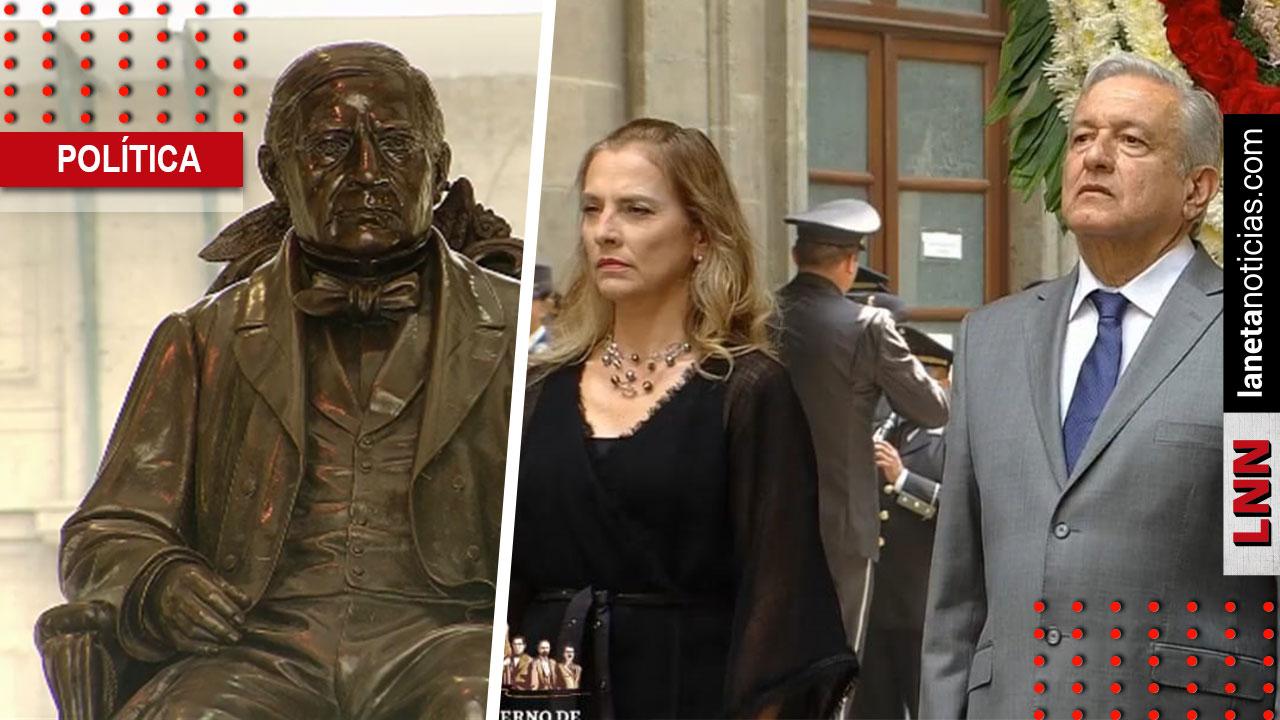 AMLO y Gutiérrez Müller encabezan aniversario luctuoso de Benito Juárez. Noticias en tiempo real