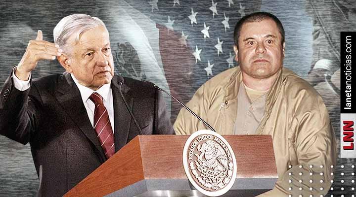 ¿AMLO pedirá la extradición de El Chapo Guzmán? Esto responde el presidente. Noticias en tiempo real