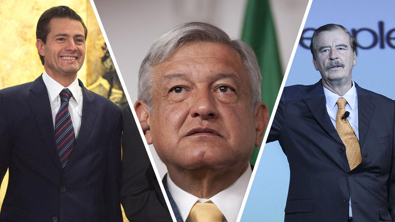 'Por joder a Peña, jodes a los pobres', dice Fox a AMLO por polémica con la UNAM. Noticias en tiempo real