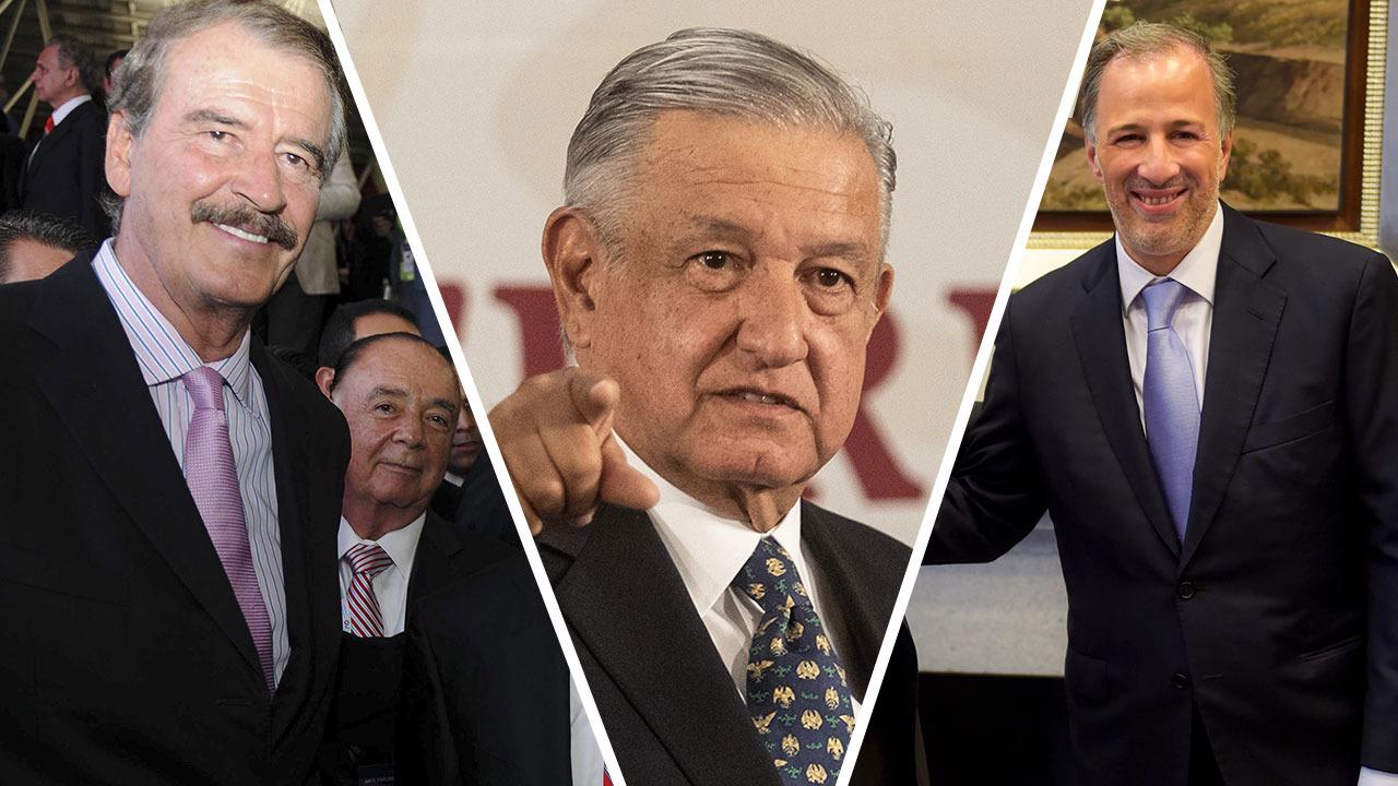 'Ya quisiera contar con Meade', dice Fox a AMLO por diferencias con Urzúa. Noticias en tiempo real