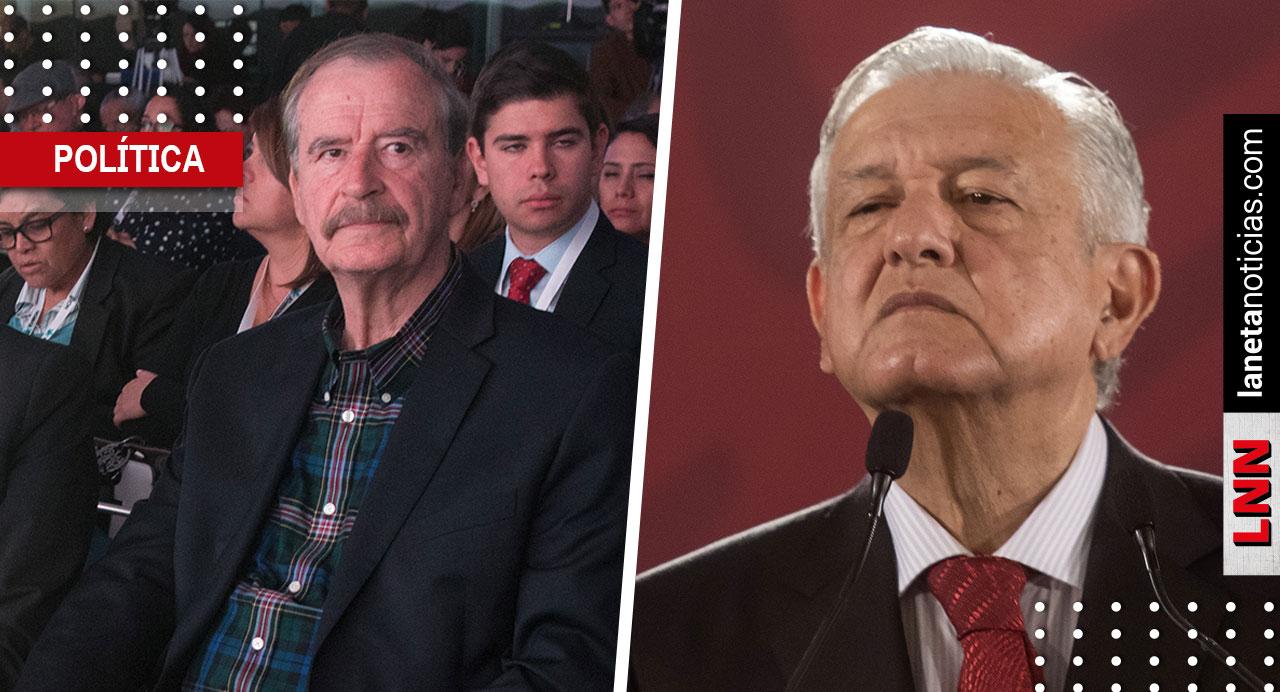 'México no necesita un salvador de almas', dice Fox de AMLO. Noticias en tiempo real