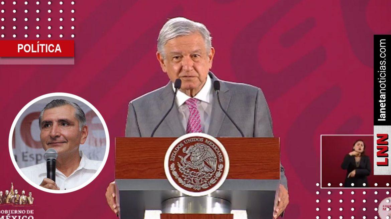 'Era necesario poner orden', dice AMLO de Ley Garrote aprobada en Tabasco