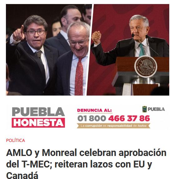 AMLO Mario Delgado Ricardo Monreal