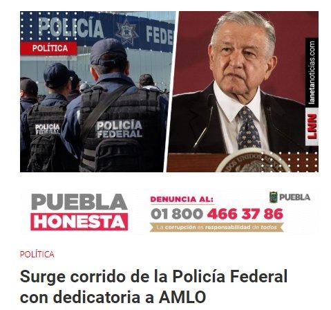Felipe Calderón Policía Federal