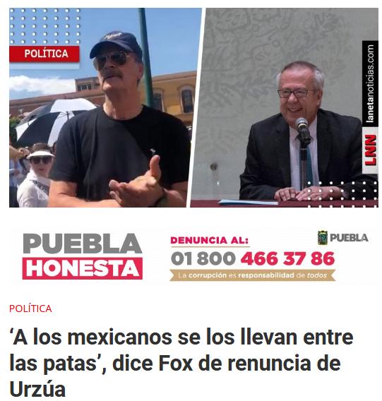 AMLO Carlos Urzúa diferencias