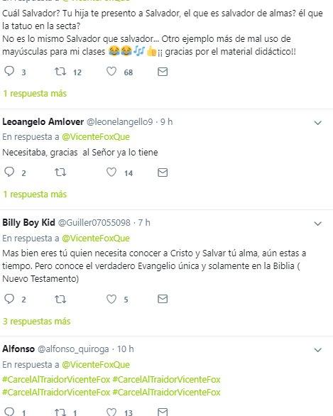 AMLO Vicente Fox