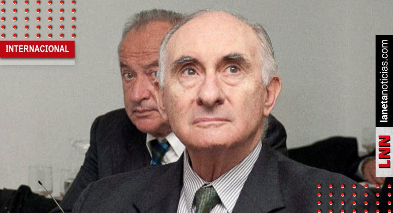 Fernando de la Rúa Fallece Argentina