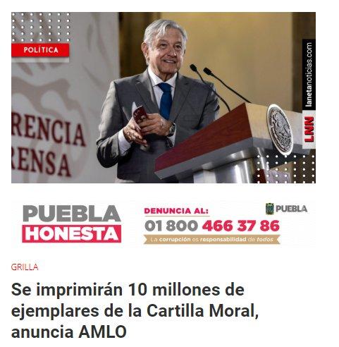 Cartilla Moral AMLO CEM