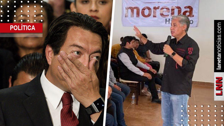 Mario Delgado Alejandro Rojas Díaz-Durán Morena