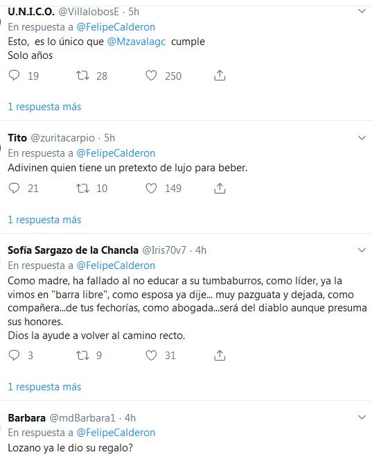 Margarita Zavala Felipe Calderón Divorcio