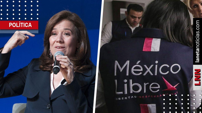 México Libre Margarita Zavala
