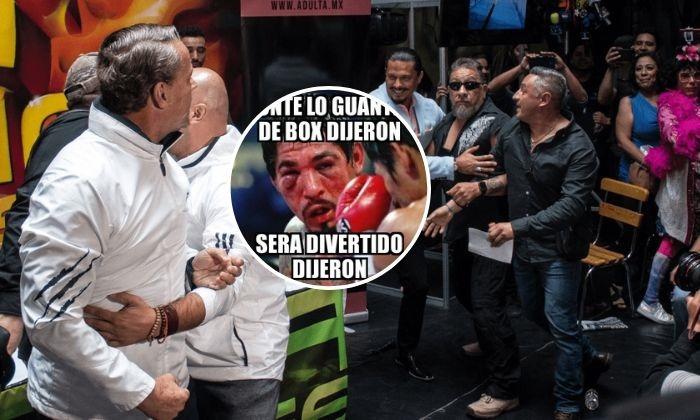 Pase y ría: estos son los memes del agarrón entre Alfredo Adame y Carlos Trejo. Noticias en tiempo real