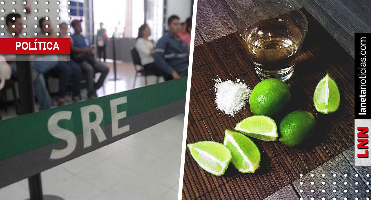 ¡Ay, Jalisco! SRE celebra que Brasil formaliza reconocimiento del tequila. Noticias en tiempo real