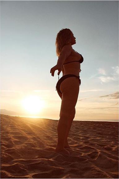 Erika bikini