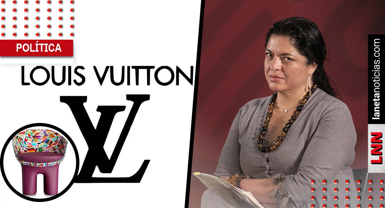 Secretaría de Cultura va contra Louis Vuitton; pide aclarar diseño de silla. Noticias en tiempo real