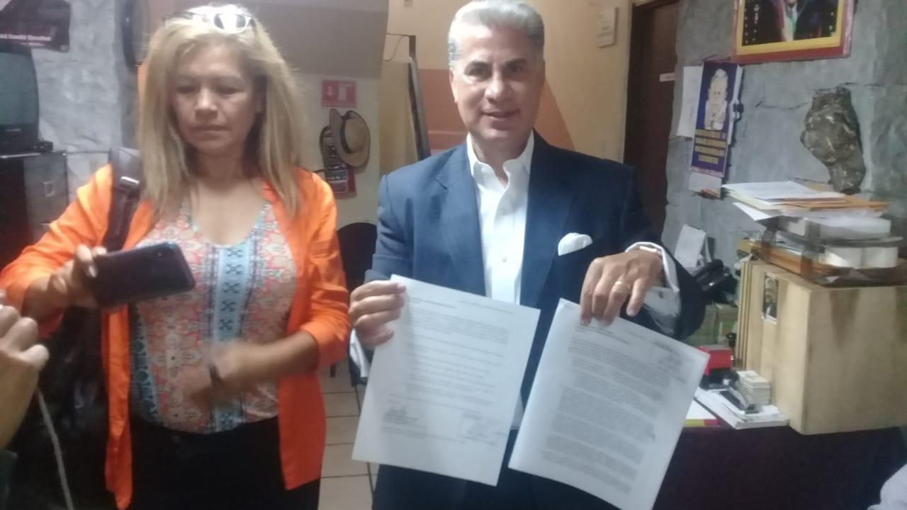 Rojas Díaz-Durán irá a juicio para que Morena abra registro a militantes