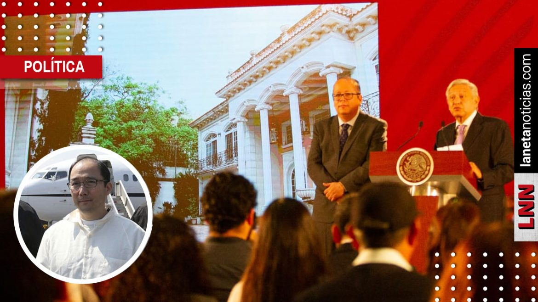 Gobierno de AMLO informa el destino de los recursos incautados a Zhenli Ye Gon