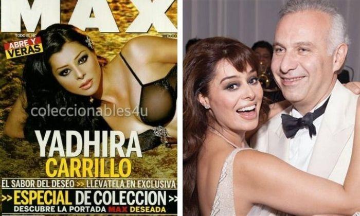 Yadhira Carrillo y las fotos que Juan Collado quisiera borrar. Noticias en tiempo real