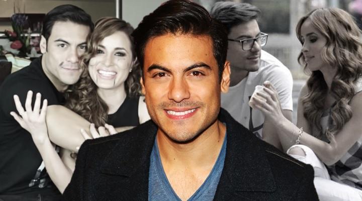 Revelan detalles de la supuesta boda de Carlos Rivera y Cynthia Rodríguez