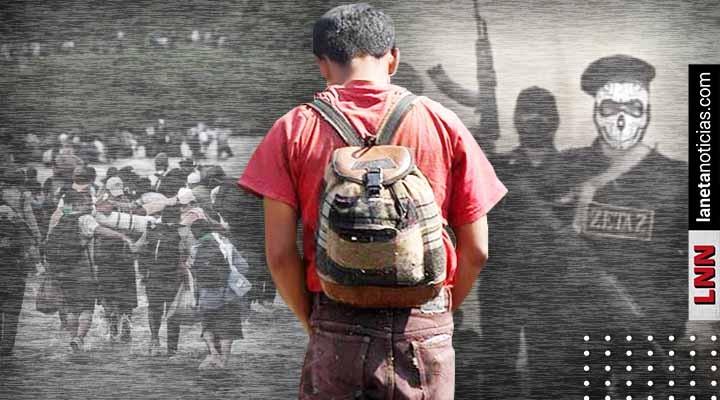 Cristian: el drama del niño migrante que sobrevivió a Los Zetas. Noticias en tiempo real