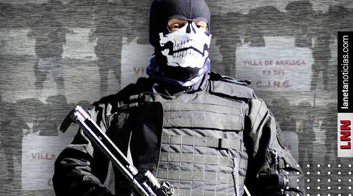 CJNG anuncia llegada a SLP con armas largas y narcocorrido de fondo (VIDEO). Noticias en tiempo real
