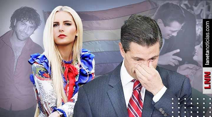 Exhiben supuesta farsa en romance de Peña Nieto ¿para ocultar preferencias?