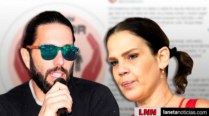 No seas pen…: Niurka estalla contra Poncho de Nigris en Twitter. Noticias en tiempo real