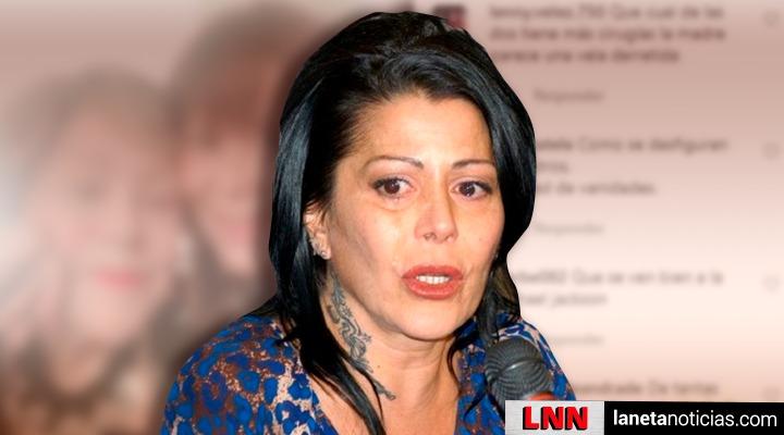 Destrozan a Alejandra Guzmán por foto sin maquillaje con Silvia Pinal