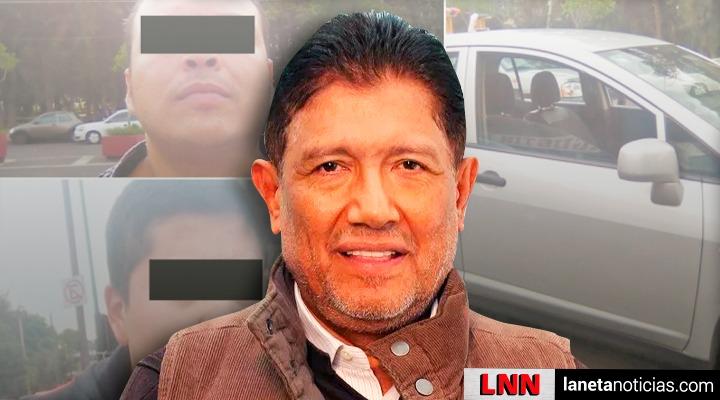 ¿Justicia exprés para famosos? Caen presuntos ladrones de Juan Osorio. Noticias en tiempo real