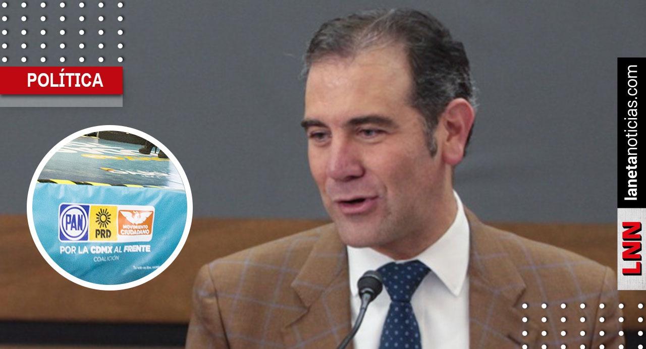 INE acusa a partidos políticos por no dar propuesta de reducción presupuestal. Noticias en tiempo real
