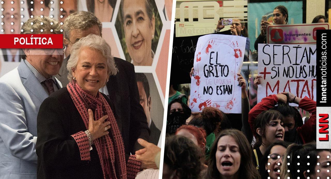 Segob anuncia construcción de refugios para mujeres víctimas de violencia. Noticias en tiempo real