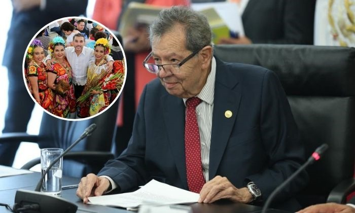 No a la impunidad: Muñoz Ledo ordena investigar presuntos moches a Sergio Mayer. Noticias en tiempo real