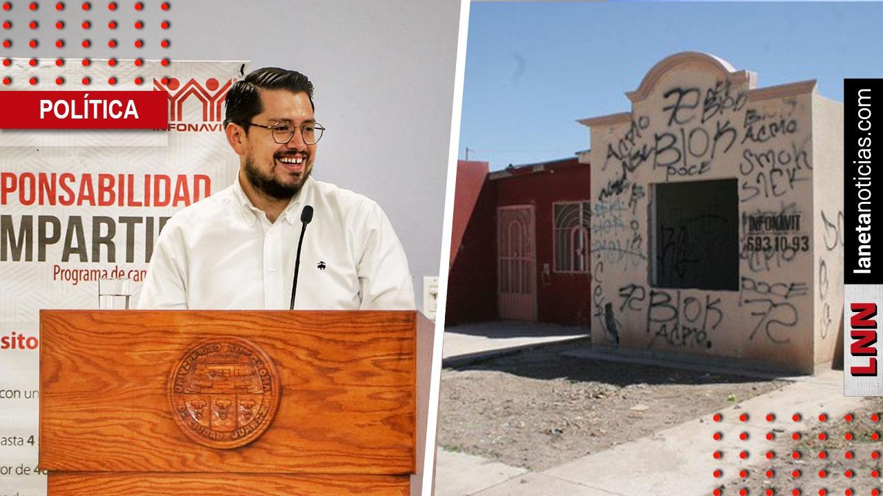 Infonavit diseña plan para rescatar 650 mil viviendas abandonadas en el país. Noticias en tiempo real